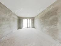 安粮城市广场 中等楼层 三室两厅 毛坯房 公摊小 性价比高 环境好 生活方便