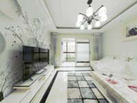 绿地三期精装三室,全小区性价比最高