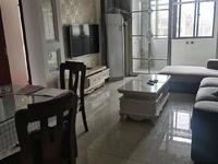 绿洲茗都 精装2室2厅 两室朝南客厅朝南 设施齐全 有钥匙看房方便