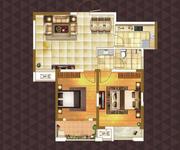E2 两室两厅一卫