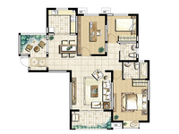 雨韵阁 17楼 黄金楼层 极低价格 性价比高 户型方正 有钥匙看房