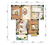K4  两室两厅一卫