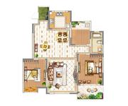 H3(小高层) 两室两厅一卫