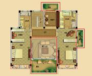 独栋别墅 A1户型二层
