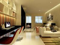 东湖蓝郡公寓 7米挑高 年轻人的时代 联排别墅设计