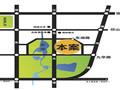 江南·御花园湖滨国际交通图