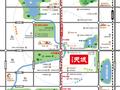碧桂园天域交通图
