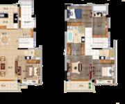 YJ259-3户型(五室两厅三卫)