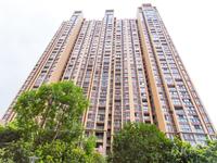 万达中央花城 25楼 采光极好 性价比高 有钥匙看房