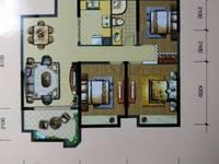 出售东方城四期9栋103.31平米3室2厅1卫价格为96万住宅