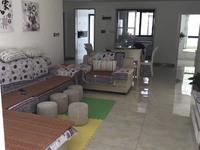 出售恒生秀山郡3室2厅2卫120平米160万住宅,地暖,中央空调,家电齐全,新装