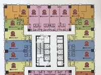 马鞍山唯一一座万达商业广场,与76万方高端城市商业综合体零距离