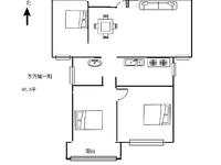 东方城一期,完美楼层户型好,采光好,有钥匙,随时看房,独家房源。价格可小刀
