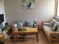 东方翡翠黄金楼层,精装修2室2厅,拎包入住,在送25平方阳光房