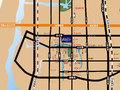 阳光威尼斯交通图