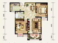 东湖瑞景毛坯2房,一口价80万。
