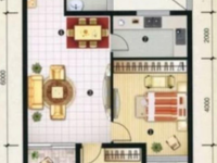 海外海名仕苑,毛坯两房,居筑房产百分之60提成招聘经纪人