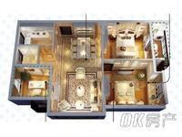 出售融邦 领秀国际2号楼3室2厅1卫89平米
