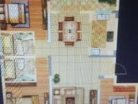东方城三期花园洋房,一楼自带小院,诚信出售,方便随时看房,小区自带学校。