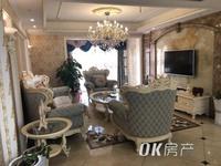 诚意出售万达中央城4室2厅2卫地暖中央空调豪华装修