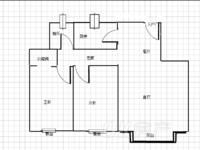 东方明珠6村,13楼总高18楼,毛坯大三房,前面是多层,视野开阔,小区中间位置