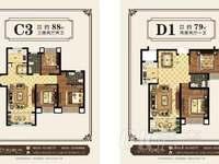 滨江郡 金陵府 观景洋房 首开房源单价5300元起!总价低至41万 新房