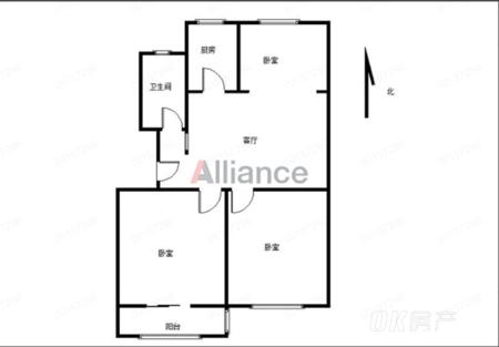瑞慈花园 顶楼送200平大露台 七中采秣双学区 满五唯一 可看房 可贷款!