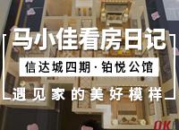 马小佳看房日记   信达城四期·铂悦公馆