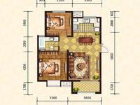 东湖瑞景 27楼 毛坯两室 即买即装修 南北通透 满二年 !