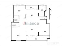 东方城二期 毛坯大三室 花园洋房 南北通透 采光无遮挡 可看房 可贷款!