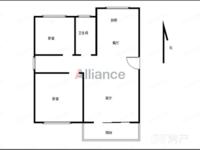 西湖花园 多层四楼 稀缺毛坯两室 有钥匙可随时看房 采光无遮挡 手慢无!