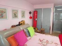 房主诚意出售 巴黎国际广场 精装复式公寓 拎包入住 解放路商圈