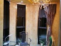 拉菲公馆,豪华装修,满五唯一无税,小区中间不靠路,两房加客厅朝南,南北通透户型,