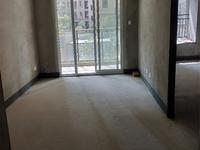 绿地三期 新空毛坯两室 户型方正 朝南 户型 实验 学.区