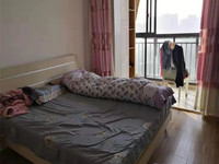 上湖家园 景观楼层精装三室 八中东校区学区房