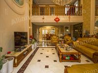 海外海名仕苑 豪华双拼别墅,东边户、家具保养很好,L型的200平院子,看中可谈