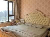 东方城四期 九珑湾1栋2407室 面积88平 两室两厅一卫 家具家电齐全