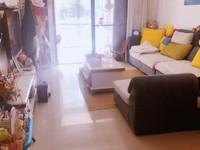 国际华城三村,一楼,两室精装,交通商业便利