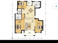 售东方出城三期花园洋房3室2厅1卫113.5平米122万住宅