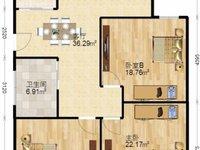 出租上湖家园3室2厅1卫114平米800元/月住宅