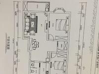 出售长江金源豪庭2室2厅1卫101平米69.5万住宅