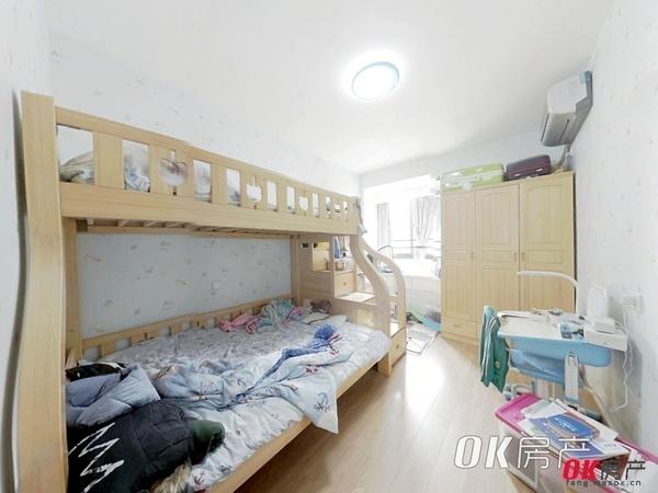 绿地臻城一期 3室2厅 南