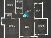 出租东方明珠3室2厅1卫128.76平米3000元/月住宅