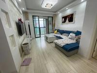 东湖瑞景,精装两室,125万,26楼