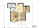 金山嘉苑三期 小高层 10楼 2室1厅 满2年 有钥匙 看房方便