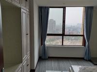绿洲茗都全新公寓出租,1800一个月,精装全配,可停车,随时看房!!!