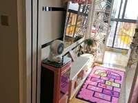 钟鼎悦城,全新装修家具家电,方便随时看房,拎包入住。