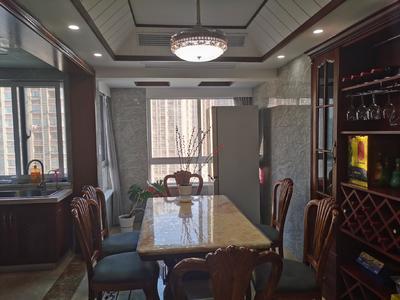 东方城三期豪华装修满2年中间楼层全天采光诚意出售