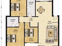 出售江南御花园3室2厅2卫139.41平米158万住宅